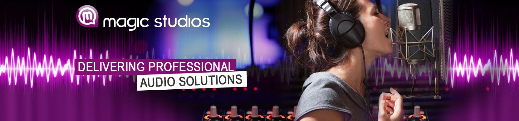 Voice Over Recording Studios | Magic Studios Australia